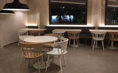 Reforma de Cerygres a l'hotel Port Eugeni