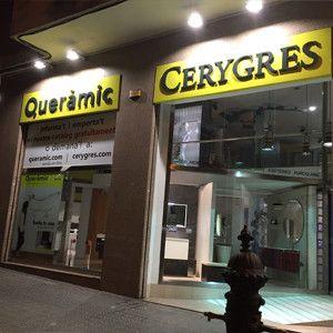 Tiendas Cerygres Cerámica Parquet y Baño