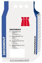 Dekogrout, segellant per a les juntes de col·locació ceràmica