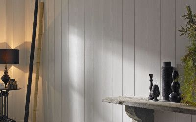 Revestiment de fusta com a opció decorativa