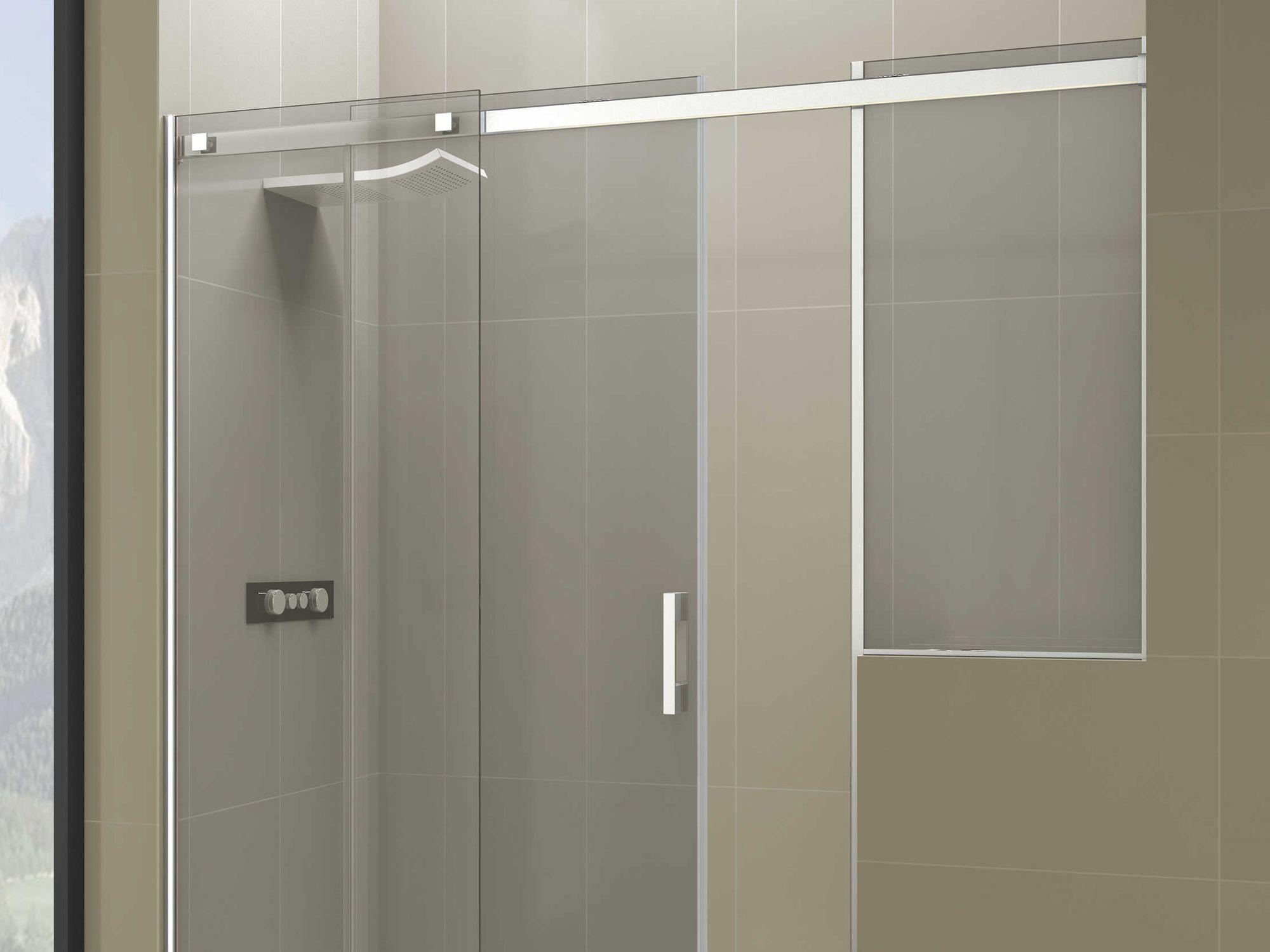 Mampara de dutxa Elba de Deyban a Barcelona