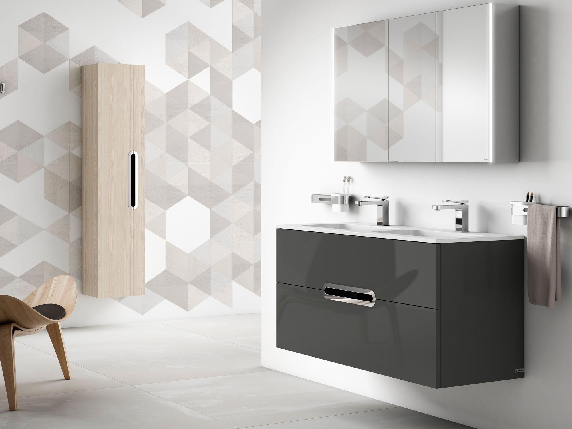 Muebles de Baño fabricados en España Sonia Play