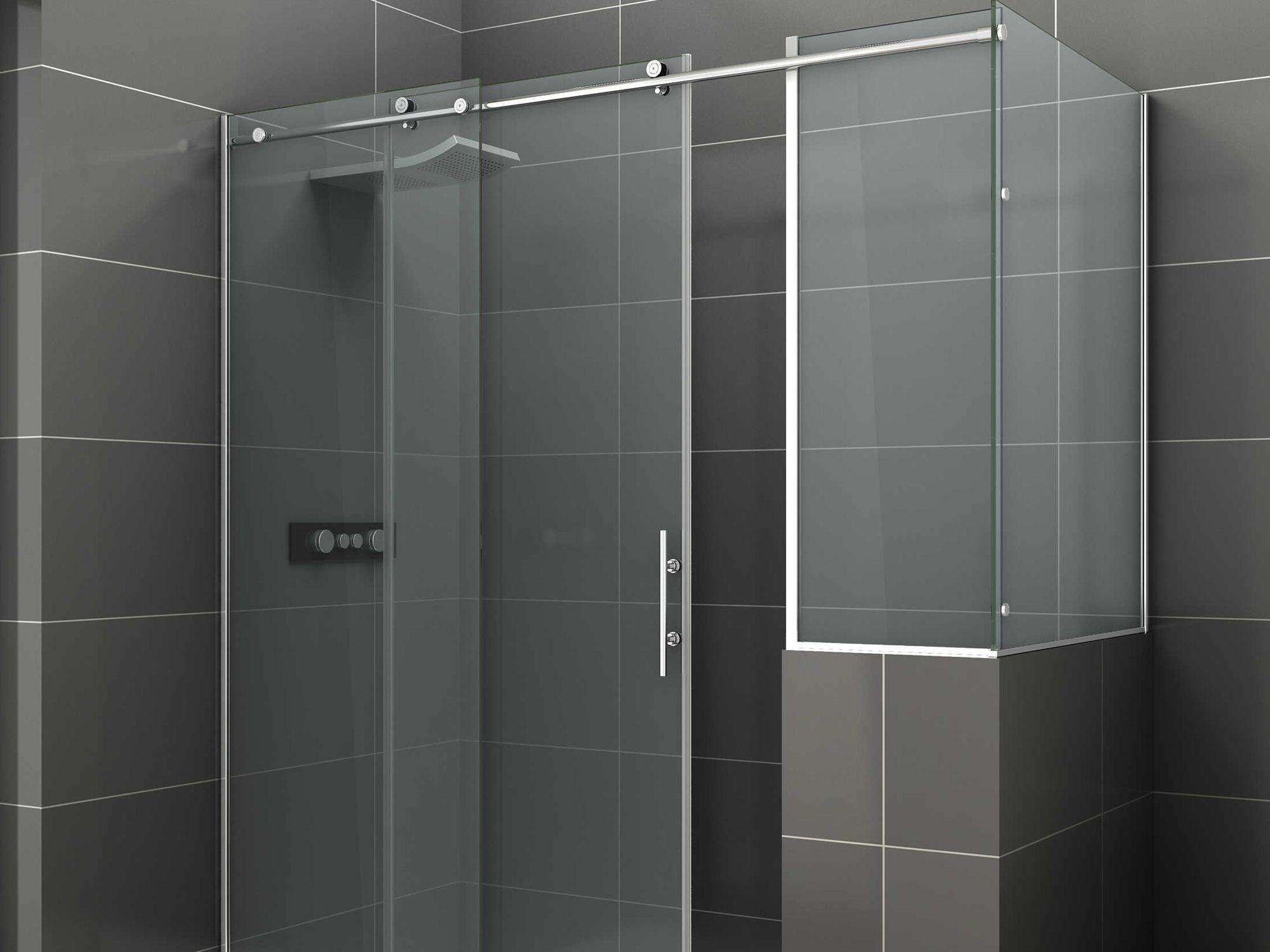 Mampara de ducha en Barcelona Deyban Zafira