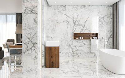 Porcelànic imitació a marbre una tendencia de gran format