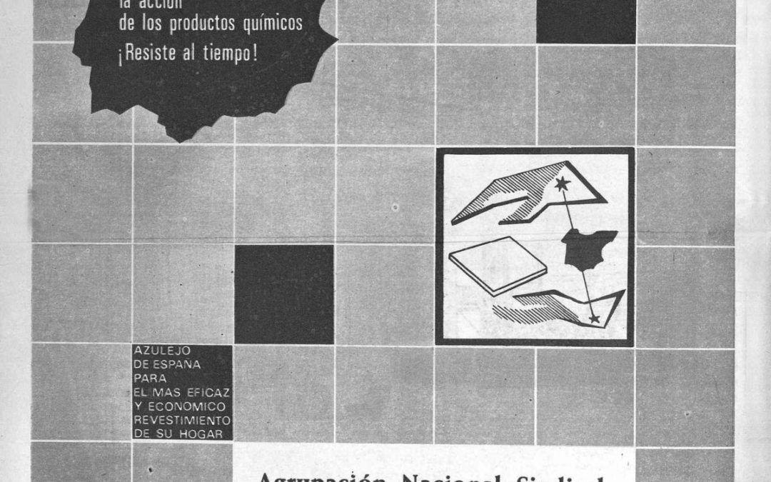 ¿Cómo se promocionaba la cerámica de Castellón hace cincuenta años?
