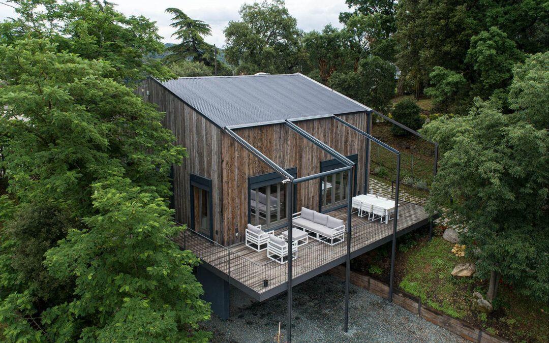Proyecto Biopasivo con House Habitat