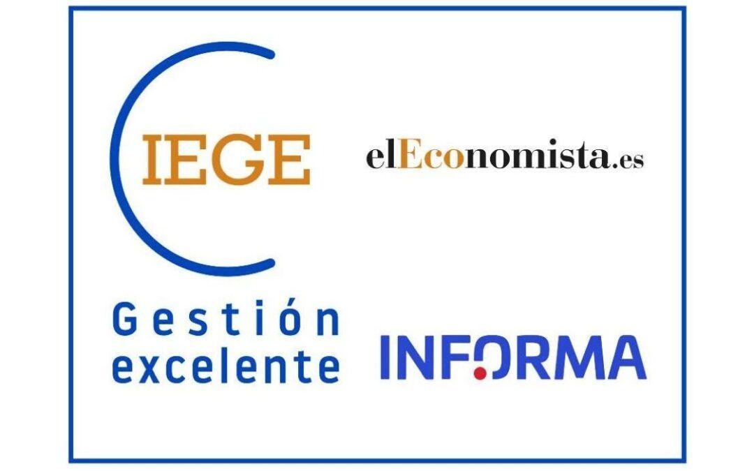 DISTRIBUCIONS CERYGRES S.A.U. Premi a la Gestió i Excel·lència Empresarial 2020
